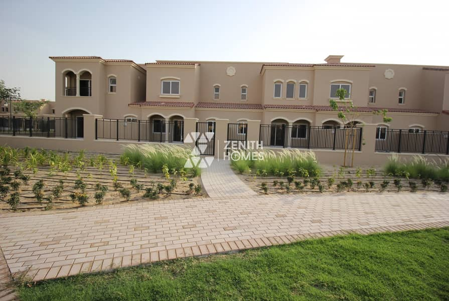 10 Handed Over Unit Near Pool & Park