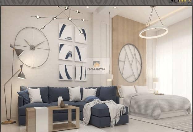 شقة في الضاحية 15 قرية جميرا الدائرية 380000 درهم - 4708714