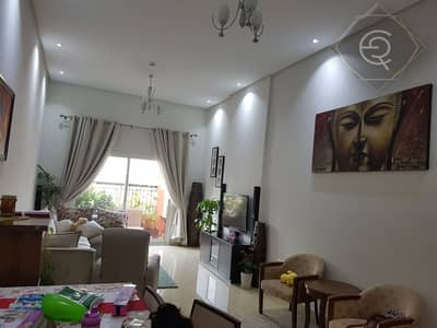 2 Bedroom Flat for Sale in Jumeirah Village Circle (JVC), Dubai - Spacious Apartment| 2BR + Sudy + Terrace| Low level