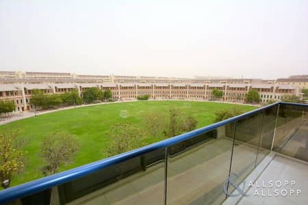 شقة 2 غرفة نوم للايجار في موتور سيتي، دبي - 2 Beds + Maid | OIA Residence | Park View