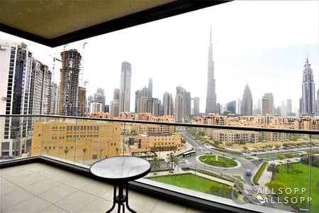 2 Bedroom Flat for Rent in Downtown Dubai, Dubai - Two Bedroom | Apartment In South Ridge