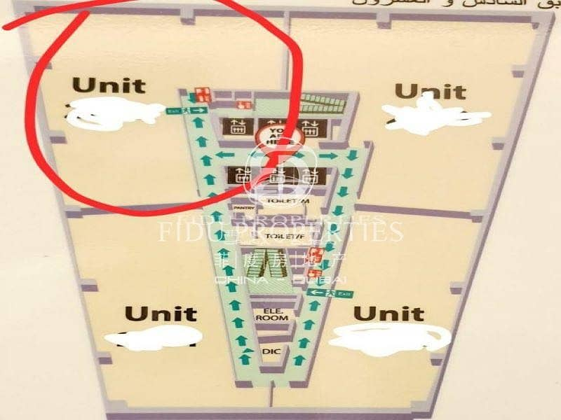 13 Price to rent  Grada AA Tower   Office  BLVD PLAZA T1