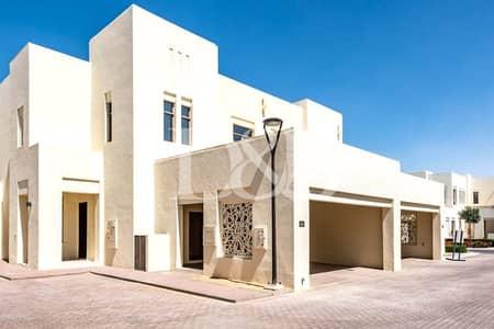 3 Bedroom Villa for Sale in Reem, Dubai - Brand New | Type A | Single Row | Premium Location