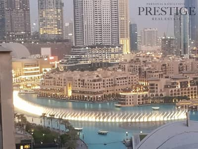 2 Bedroom Apartment for Rent in Downtown Dubai, Dubai - 2 bedroom Stand Point Tower 1 Rent Downtown