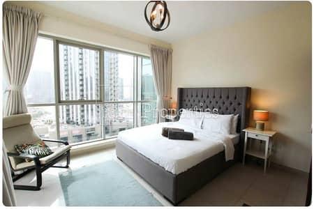 فلیٹ 2 غرفة نوم للبيع في وسط مدينة دبي، دبي - 2 Bedroom   Blvd Facing   05 Layout