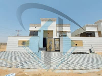 3 Bedroom Villa for Sale in Al Helio, Ajman - I own a very classy villa with Islamic financing without down payment