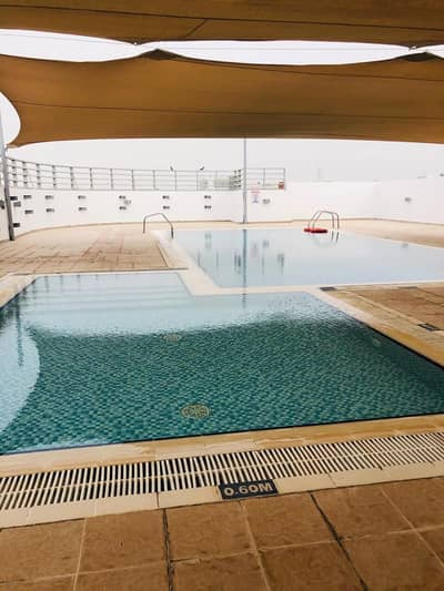 2 Bedroom Flat for Rent in Deira, Dubai - Spacious 2 Bhk One Month Free !! Gym and Pool Near Al Rigga Metro With Central A/C Chiller Free!!!