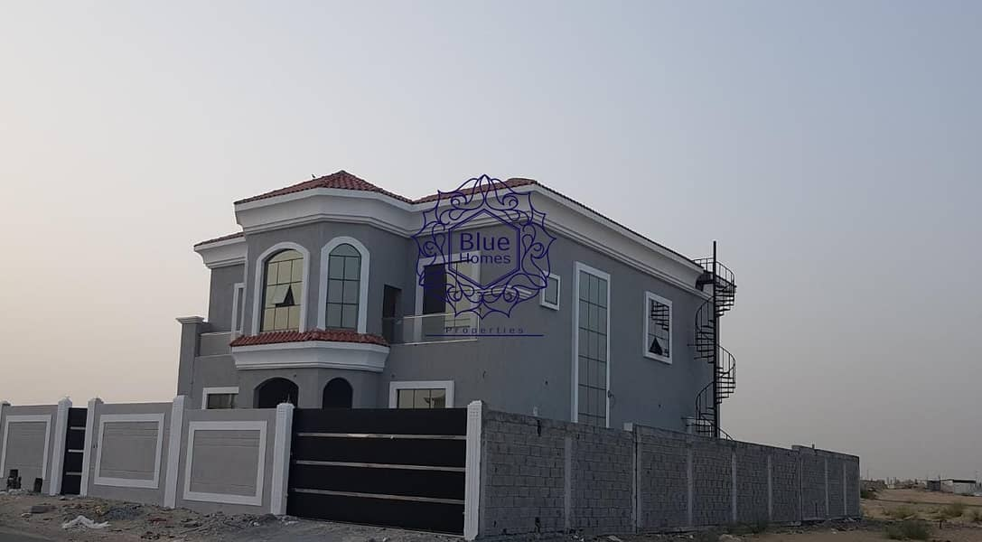 2 G+1 Brand New 5BHK Villa With Elevator For Sale Asking 3.3 Million