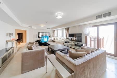 بنتهاوس 4 غرف نوم للبيع في نخلة جميرا، دبي - Full Sea view | 3BR Penthouse | Available in Palm