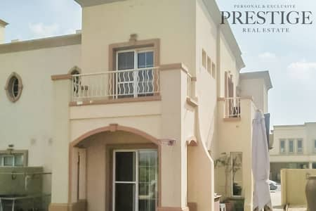Type 2E! 3br villa available in Springs 15