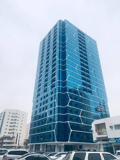 فلیٹ 2 غرفة نوم للايجار في النعيمية، عجمان - شقة في برج عايدة النعيمية 3 النعيمية 2 غرف 35000 درهم - 4709265
