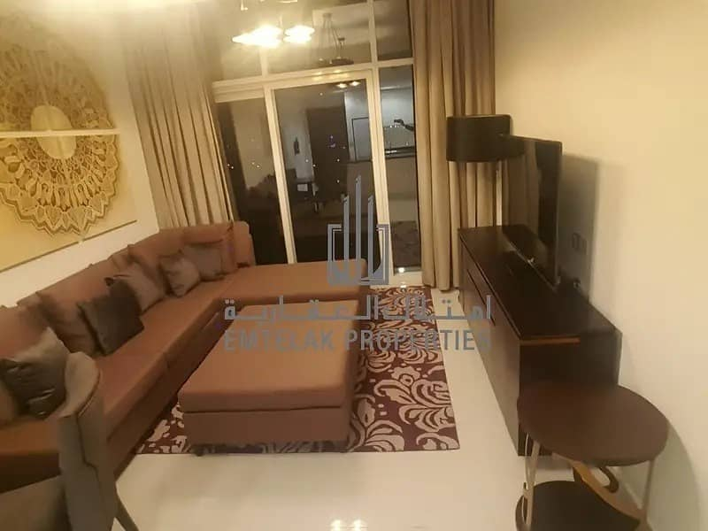 Ready Unit | Fully Furnished | 1 Bed Apartment