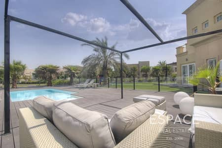 3 Bedroom Villa for Sale in The Springs, Dubai - Large Plot Three Bedroom with Stunning Upgrades