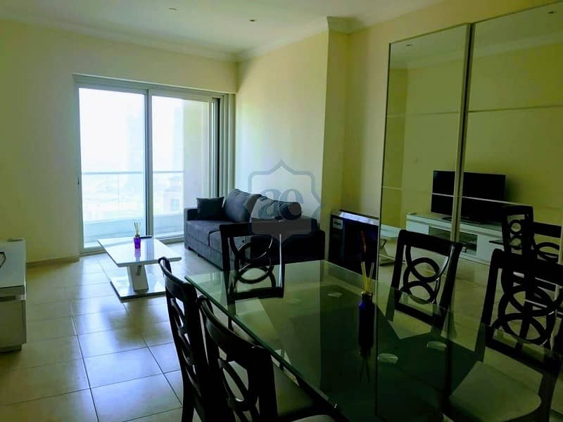 2 Fully Furnished l Full Golf Course View|1 Bedroom