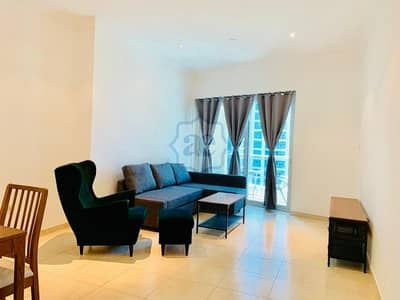 1 Bedroom Flat for Rent in Dubai Marina, Dubai - Cozy Furnished 1 Bedroom l Chiller Free l Close to Tram