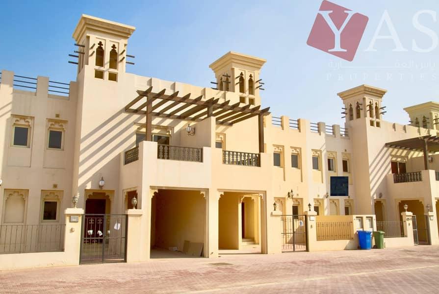 2 Amazing |  3 Bedroom Townhouse | Al Hamra Village