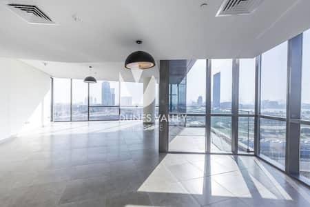 3 Bedroom Apartment for Rent in Dubai Festival City, Dubai - 3 BR | Maids room | Artwork Building | Festival Front