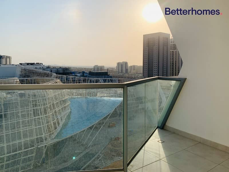 12 Wrap-around Balcony  Brand New  Spacious Apartment