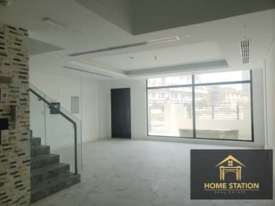 4 Bedroom Villa for Rent in Jumeirah Village Circle (JVC), Dubai - Unique Style Brand New  Townhouse with Elevator