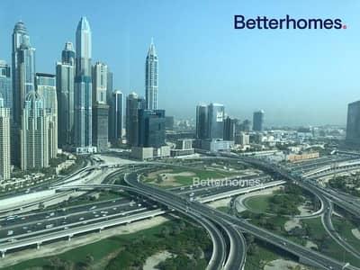 فلیٹ 2 غرفة نوم للايجار في أبراج بحيرات الجميرا، دبي - Duplex | Golf Course View | Maid's I Study