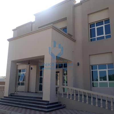 فیلا 5 غرف نوم للايجار في الطوية، العین - New Villa Fresh Elegant 5Bed In Towayya