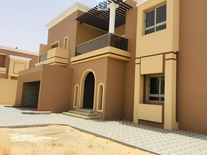2 Elegant & New 5 Master Bedroom Villa In Barashi