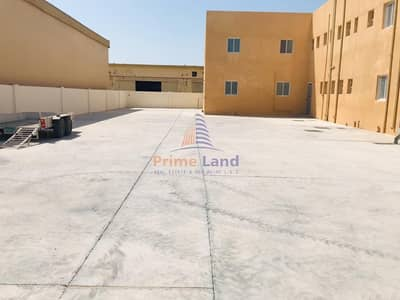 Labour Camp for Rent in Mussafah, Abu Dhabi - Brand New Labor Camp With All Facilities