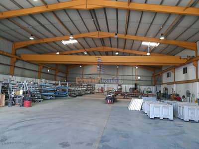 1700Sqm With Crane - 200KW Power - 10M Hight