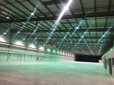 Excellent warehouse with Open Yard
