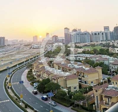 فلیٹ 2 غرفة نوم للبيع في مدينة دبي الرياضية، دبي - SPACIOUS 2 BEDROOM FOR SALE |OPEN VIEW | TENNIS TOWER SPORTS CITY