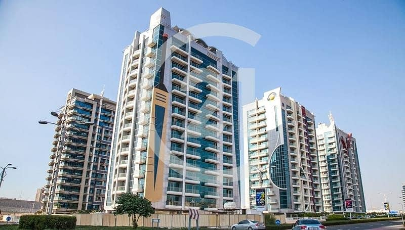 SPACIOUS 2 BEDROOM FOR SALE |OPEN VIEW | TENNIS TOWER SPORTS CITY