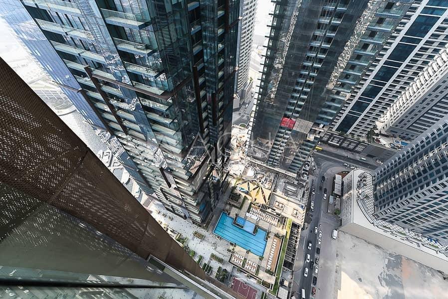 14 Cheapest 2 Bed in Marina Gate on High Floor
