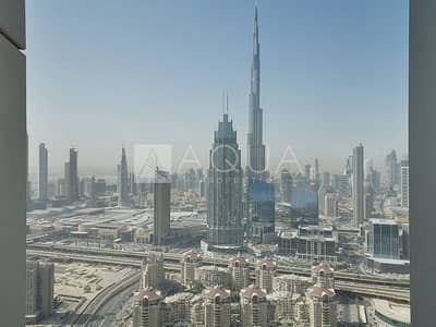 1 Bedroom Flat for Sale in DIFC, Dubai - Tenanted | Spacious Full Burj Khalifa View