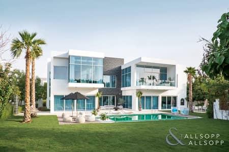 فیلا 4 غرف نوم للبيع في البراري، دبي - Exclusive | Huge Plot |  Furnished | 4 Bed
