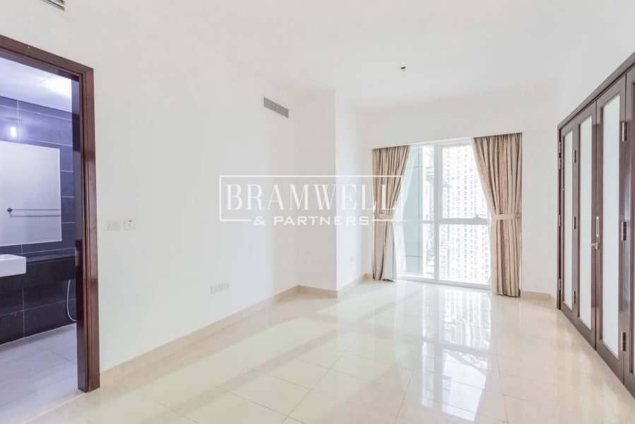 2 2 bedroom + Study and Maid's Room With Amazing View!