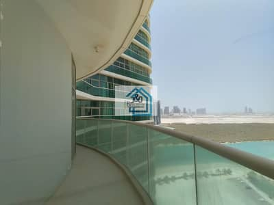 2 Bedroom Flat for Rent in Al Reem Island, Abu Dhabi - Luxurious 2 Bedroom with maid room and  Balcony sea view