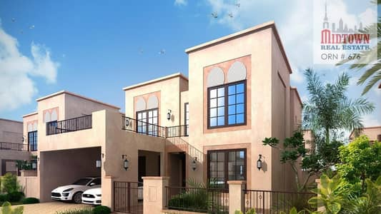 فیلا 4 غرف نوم للبيع في ند الشبا، دبي - No Commission! No Service charge for 5yrs! 2% DLD off! Brand new 4br+maid