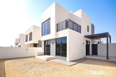 4 Bedroom Townhouse for Sale in Dubai Hills Estate, Dubai - Short Walk to Pool & Park | 2E | 3400 sq ft Plot