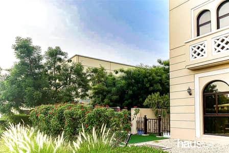 4 Bedroom Townhouse for Rent in Mudon, Dubai - Single Row | Corner Plot | Available September