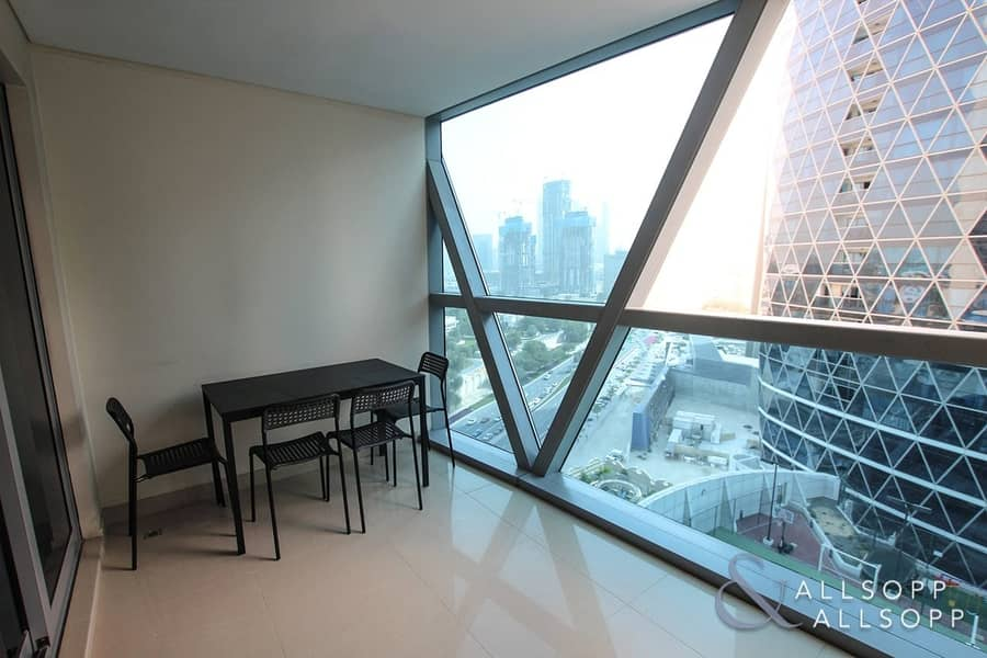 10 One Bedroom | Unfurnished | DIFC Location