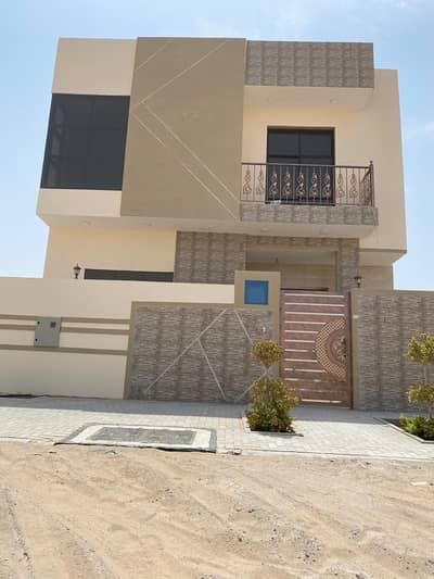 4 Bedroom Villa for Sale in Al Helio, Ajman - Modern villa for sale at an ideal price in Ajman