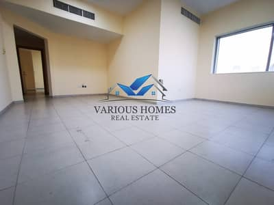 2 Bedroom Flat for Rent in Al Nahyan, Abu Dhabi - Well Maintained 02 Bedroom Hall Apartment with 02 Master Bedroom Facilities Gym and Pool at Al Nahyan Military Camp