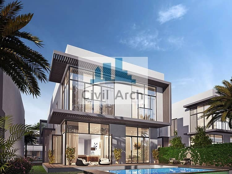 Perfect Villa of Dubai+3yrPAY+Move-in now 4