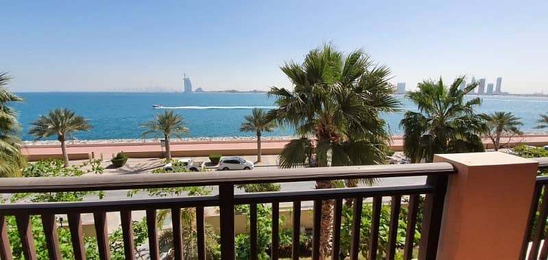 New Listing | Full Sea View | Fully Furnished Unit