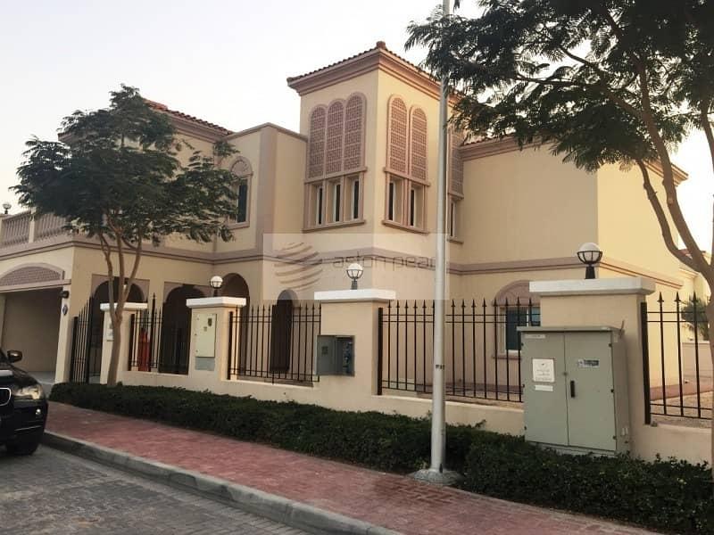 5Beds + Maid's Family Villa | Big Plot | Park View