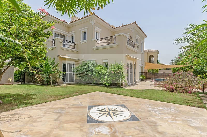 2 Opposite Pool/Park| Private Pool| Extended 4BR+M+S