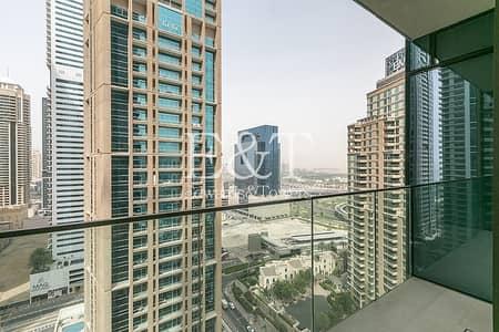 شقة 1 غرفة نوم للايجار في دبي مارينا، دبي - Grab a Great 1BR Deal|Unfurnished |Nice City View