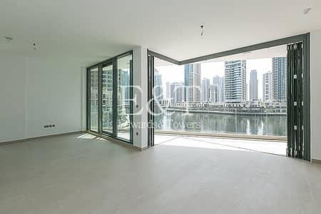 شقة 3 غرف نوم للبيع في دبي مارينا، دبي - Patio flat!|Luxury Brand New|Full Marina View|Fatrastic terraces| Something uniq