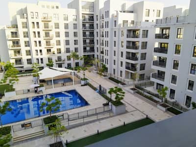 2 Bedroom Flat for Rent in Town Square, Dubai - Ready To Move Amazing Pool View Biggest 2 Bed+Store in Safi By Nshama