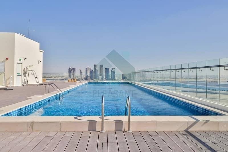 2 Ready To Move In Studio  Apartment In Dubai Health Care City